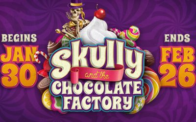 Chocolate Factory – be the owner of the place