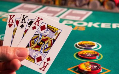 What is a rake in poker and why is it illegal